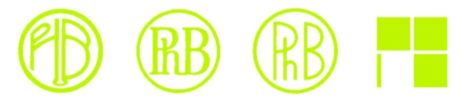 PhB Chronologie Logos