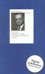 Sonnemann, Ulrich | Schriften (eBook)