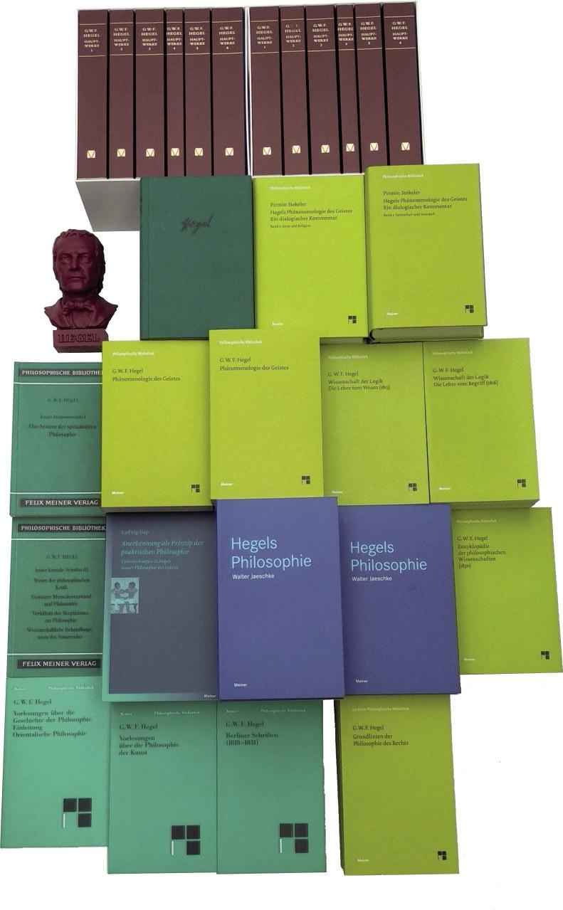 Hegel-Jahr 2020, Jubiläum